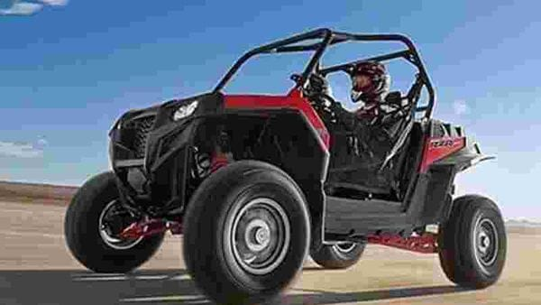 Polaris off-roader