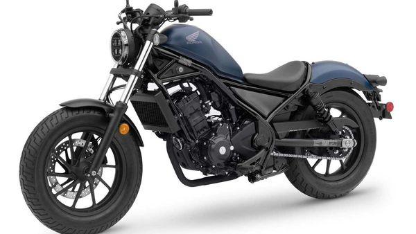 Honda Rebel 300 pictured for representational use.