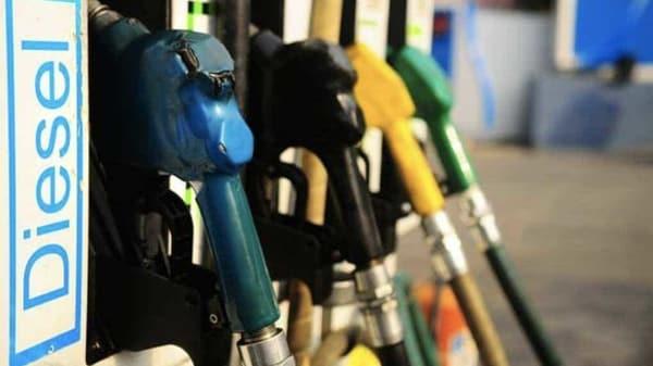File photo of petrol pump used for representational purpose