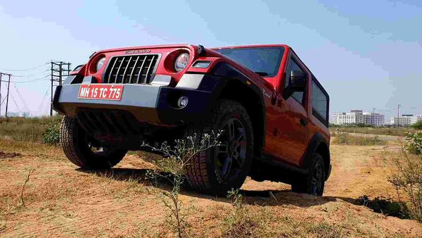 Mahindra will officially launch the new Thar 2020 SUV on October 2. (Photo credit: Sabyasachi Dasgupta)