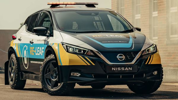 Nissan Leaf is one of the world's most-recognized and first mass-production electric car.