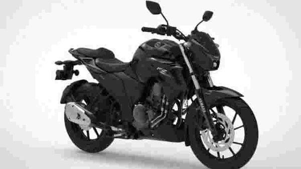 Yamaha FZ 25 BS 6 pictured.
