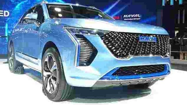 Concept H presented by Chinese brand Great Wall Motors (GWM) at Auto Expo 2020.