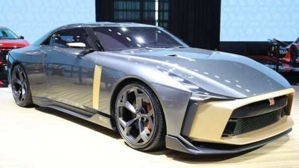 The Nissan GT-R50 by Italdesign. (Pic courtesy: Italdesign on Twitter/@italdesign)