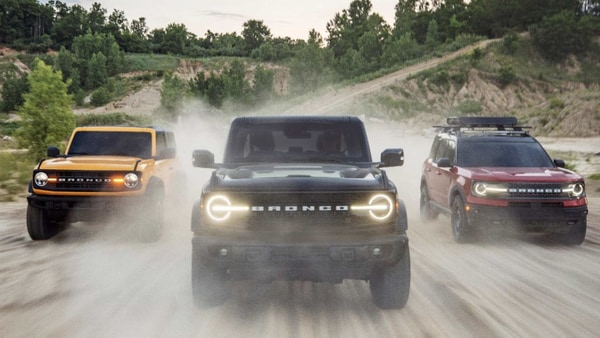 Ford is hoping for its new vehicles like Bronco to achieve a high level of popularity.