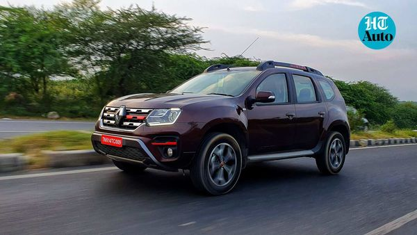 Renault Duster now gets a more powerful engine which gives it peak power of 152 bhp and max torque figures of 254 Nm. (Photo - Sabyasachi Dasgupta)
