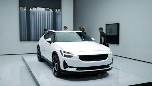 File photo - Volvo Polestar 2 is displayed at the 89th Geneva International Motor Show in Geneva. (REUTERS)