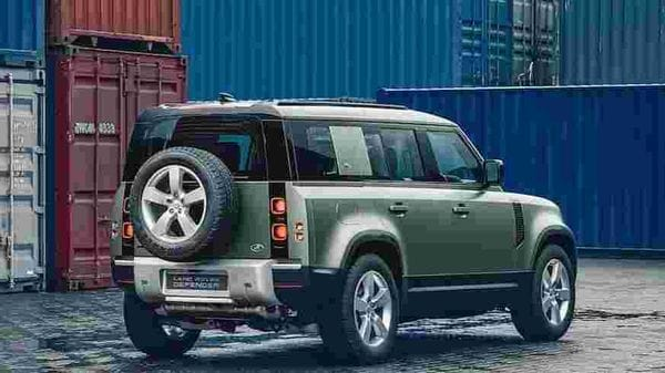 Land Rover Defender is being brought to India via the CBU route (Completely Built Unit) and has officially arrived in the country ahead of its launch.