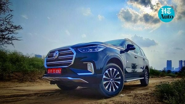 MG Motor will reveal the price of Gloster SUV on October 8.