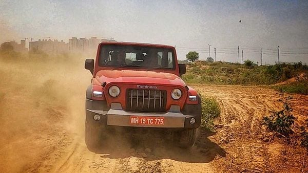 Mahindra has launched the new Thar SUV at a starting price of ₹9.80 lakh.