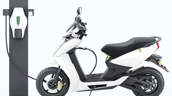 Representational photo of electric two-wheeler (MINT_PRINT)