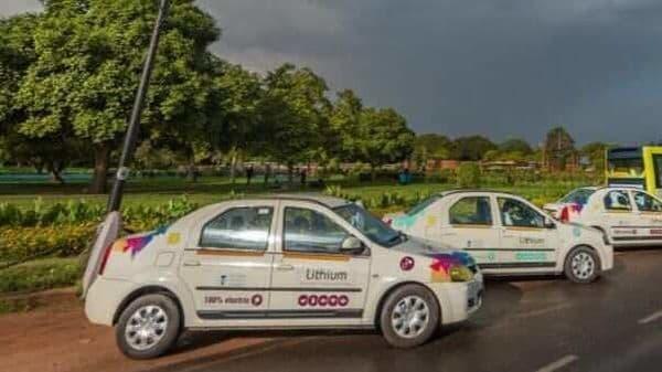 Lithium Urban cabs
