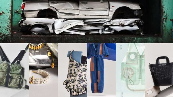 Hyundai's sustainable fashion collection