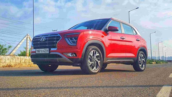 2020 Hyundai Creta pictured.