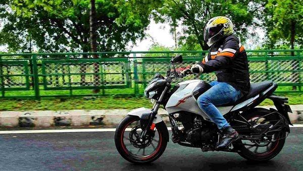 Representational image of Hero Xtreme 160R . Picture Courtesy: Sabyasachi Dasgupta.