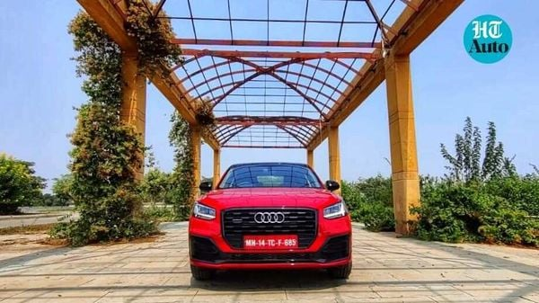 The Q2 SUV is set to become the latest member in the Audi India family. (HT Auto/Sabyasachi Dasgupta)