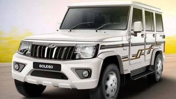 File photo of a Mahindra Bolero vehicle.