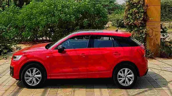 The Audi Q2 will come kitted with quatrro all-wheel drive as standard and will arrive as a CBU from Germany. It will lock horns with the BMW X1, Mercedes-Benz GLA and also the the Volvo XC40 here. (HT Auto/Sabysachi Dasgupta)