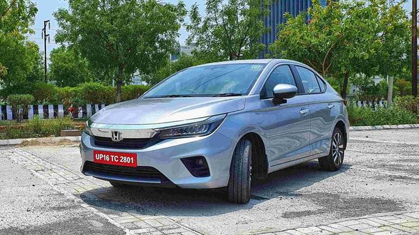 Honda is banking on new products like the fifth-generation City to boost sales in the festive period. (HT Auto photo)