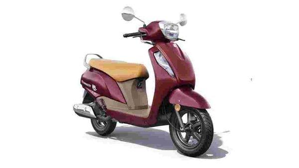 Representational Photo of Suzuki Access 125 BS 6 scooter (Photo courtesy: Suzuki Motorcycle India)