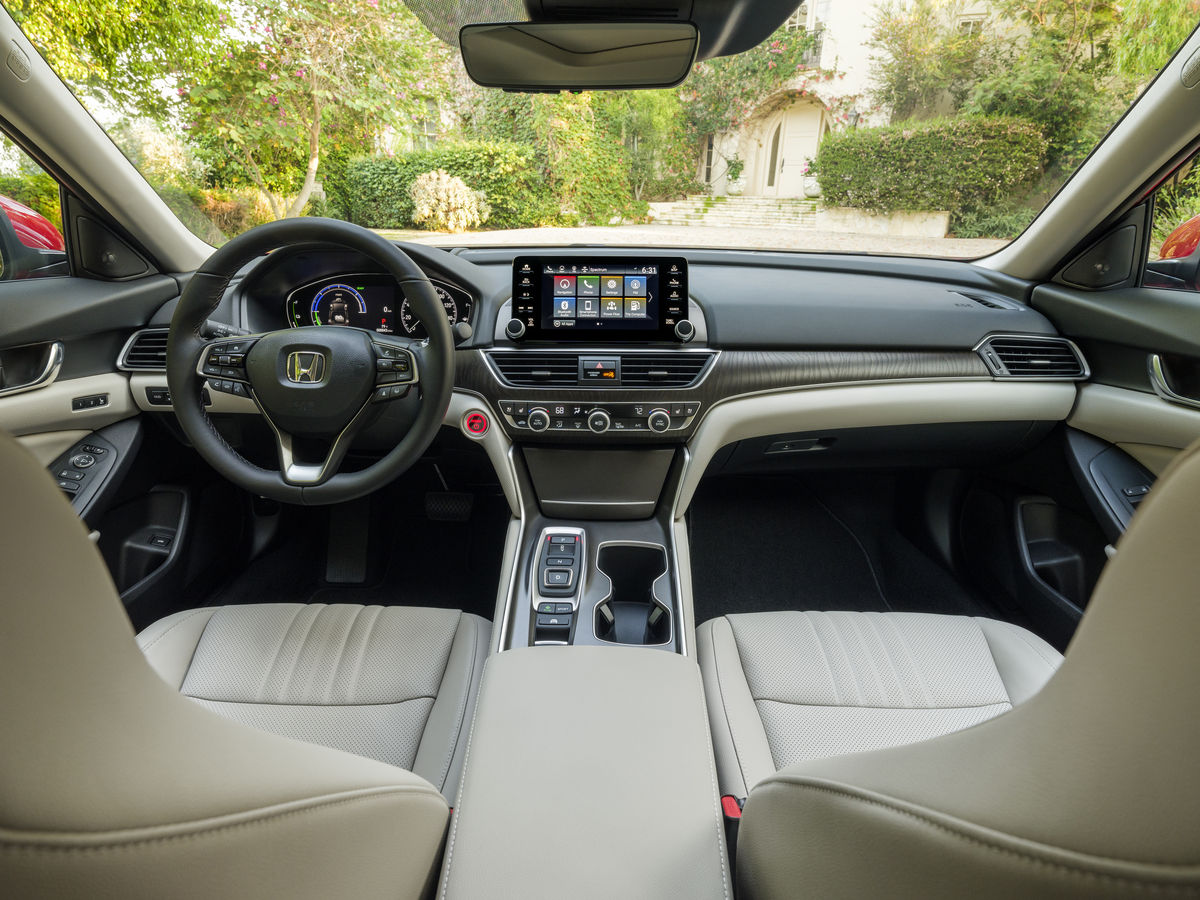 On the inside, the upcoming Accord will make use of an eight-inch infotainment unit which will be standard across all trims. Support for Apple CarPlay and Android Auto will also be standard.