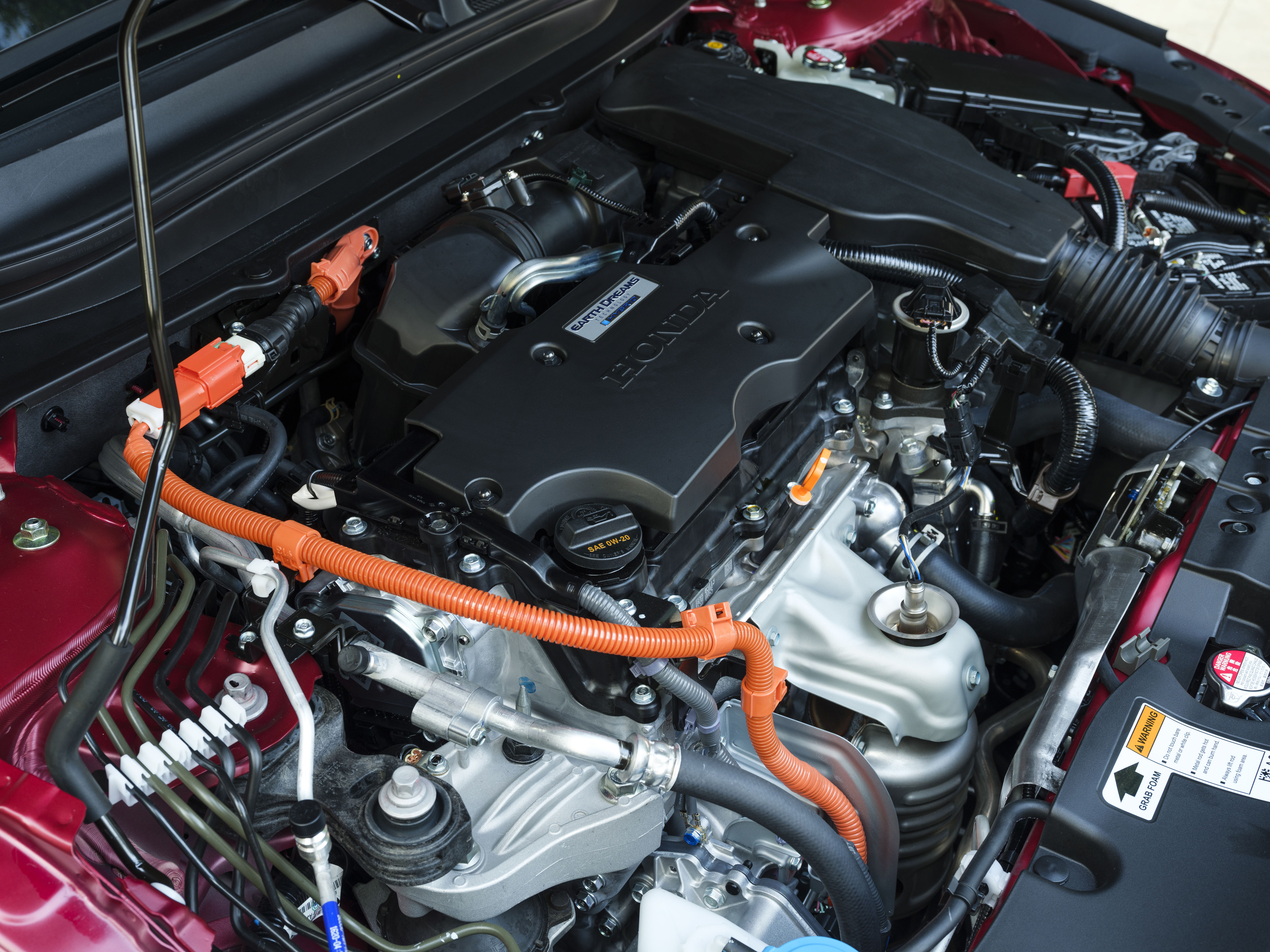 Under the hood, there are three engine options to be made available - 1.5-liter turbocharged 4-cylinder unit, 2.0-liter, DOHC, i-VTEC motor and a 2.0-liter turbocharged 4-cylinder with 10-speed auto transmission box.