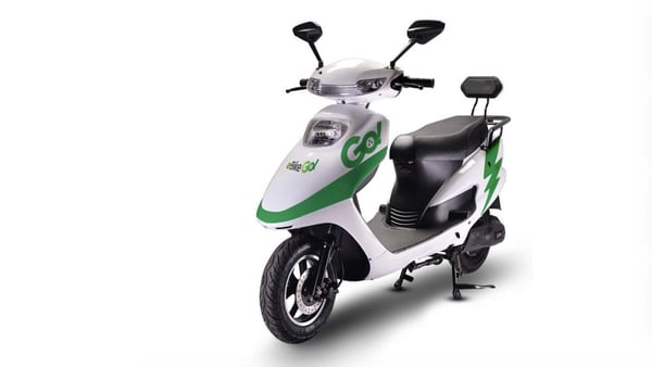 Electric vehicle maker Ampere on Thursday announced its tie-up with eBikeGO. (File photo)