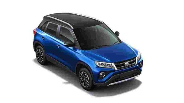 Urban Cruiser is the latest Toyota product in India.