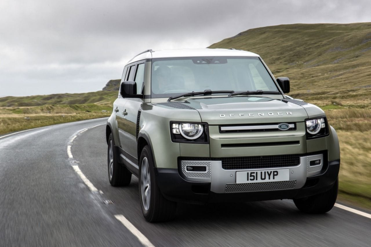 The all-new Defender runs on a 2.0-litre four cylinder petrol engine which is known to develop 292 bhp and 400 Nm. The transmission option includes an 8-speed gearbox with Land Rover's Terrain Response all-wheel-drive unit.