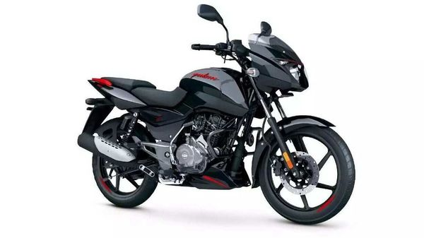 Representational file photo of Bajaj Pulsar 125 Split Seat disc variant.