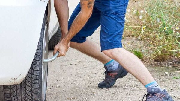 Would you rather read about how to change a tyre or watch the process for a better, quicker understanding? (File photo used for representational purpose)