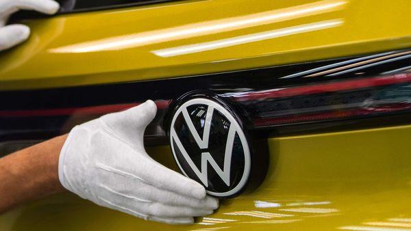 Volkswagen ID.4 sports utility vehicle (SUV). (Bloomberg)