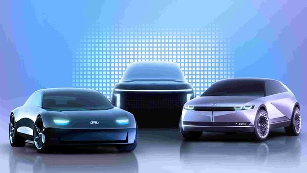 File photo of the three Ioniq electric vehicles from Hyundai. (Image used for representational purpose)