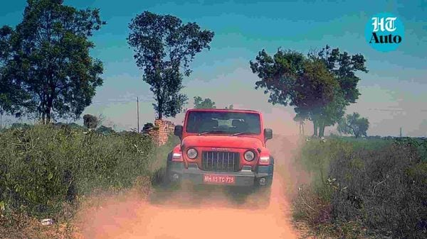 Mahindra Thar 2020 has managed to create a whole lot of buzz in the Indian auto market. (HT Photo)