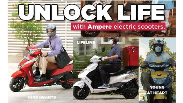Ampere Electric claims that its new campaign will enhance the EV adoption in India.
