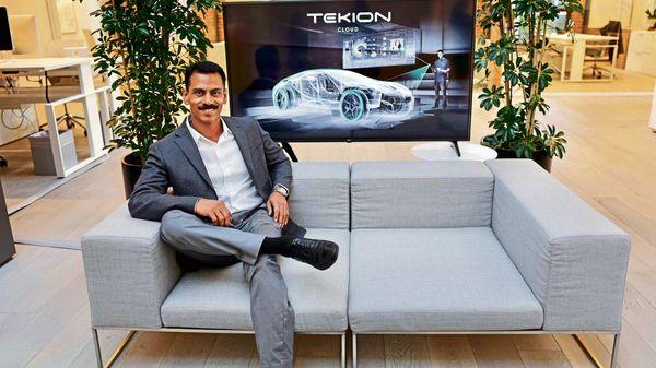 Former Tesla CIO Jay Vijayan's Tekion has raised $150 million in fresh funding. (MINT_PRINT)