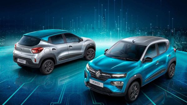 Renault has recently launched Kwid Neotech Edition in dual-tone colour options.