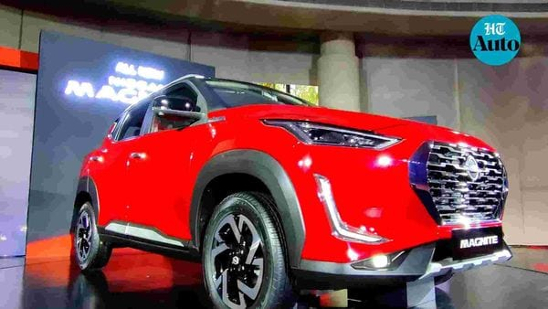 Nissan claims Magnite has been designed and developed keeping the Indian market in primary focus. (HT Auto/Sabysachi Dasgupta)