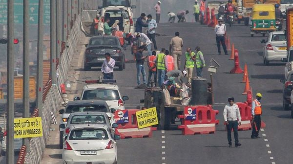 NHAI needs to undergo reforms, said Union Minister Nitin Gadkari. (File photo) (PTI)