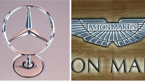 Aston Martin will get access to key Mercedes' technology, including hybrid and electric drive systems.