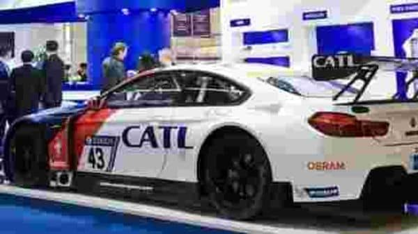 File photo - China's Contemporary Amperex Technology (CATL) is the world's biggest EV battery maker.