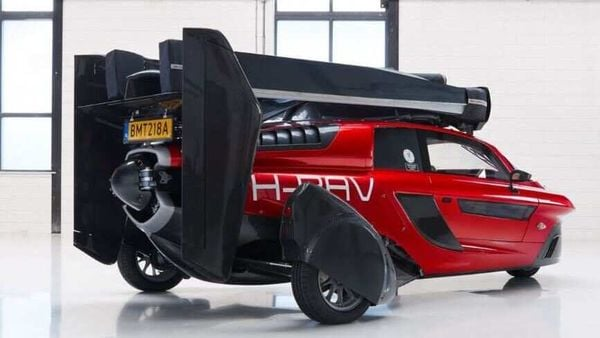 PAL-V flying car. (Image Courtesy: PAL-V)