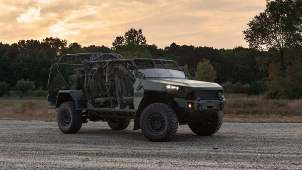 Infantry Squad Vehicle from GM Defense which will make way into the US Army.