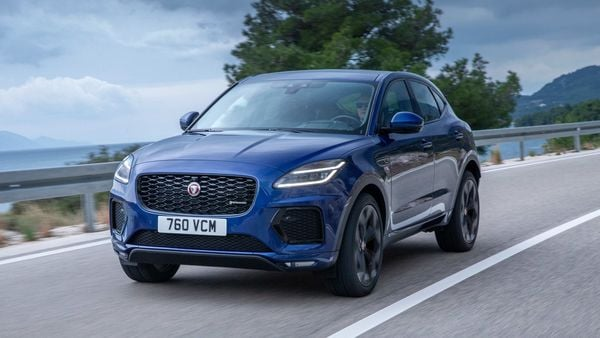 2021 Jaguar E-Pace SUV has got style and technical upgrades besides a new mild hybrid powertrain.