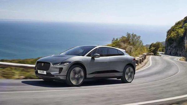 File photo of Jaguar i-Pace