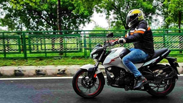 File photo of a Hero Xtreme 160R bike used for representational purpose.