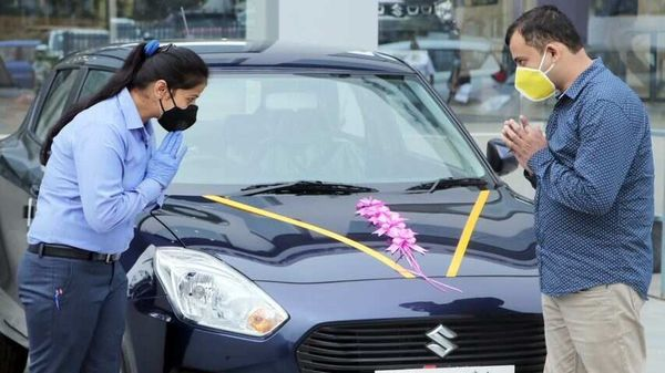 Maruti Suzuki reported 2.04 per cent increase in its consolidated net profit for the second quarter at ₹1,419.6 crore on the back of higher sales. (File Photo)