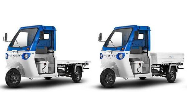 Mahindra has launched its electric commercial three-wheeler Treo Zor