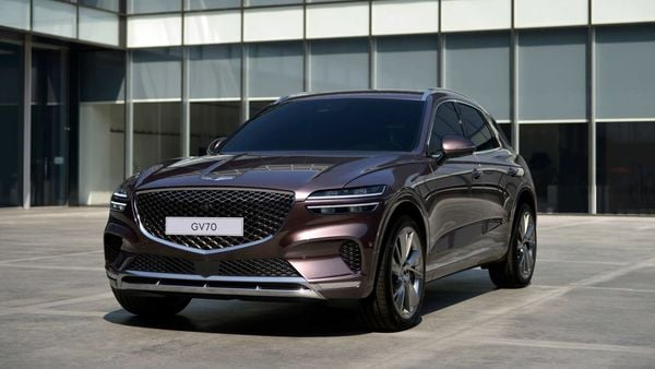 Genesis GV 70 is the second SUV offering from the luxury brand under Hyundai.