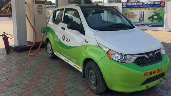 Ola is India's largest mobility platform. (File photo used for representational purpose) (REUTERS)